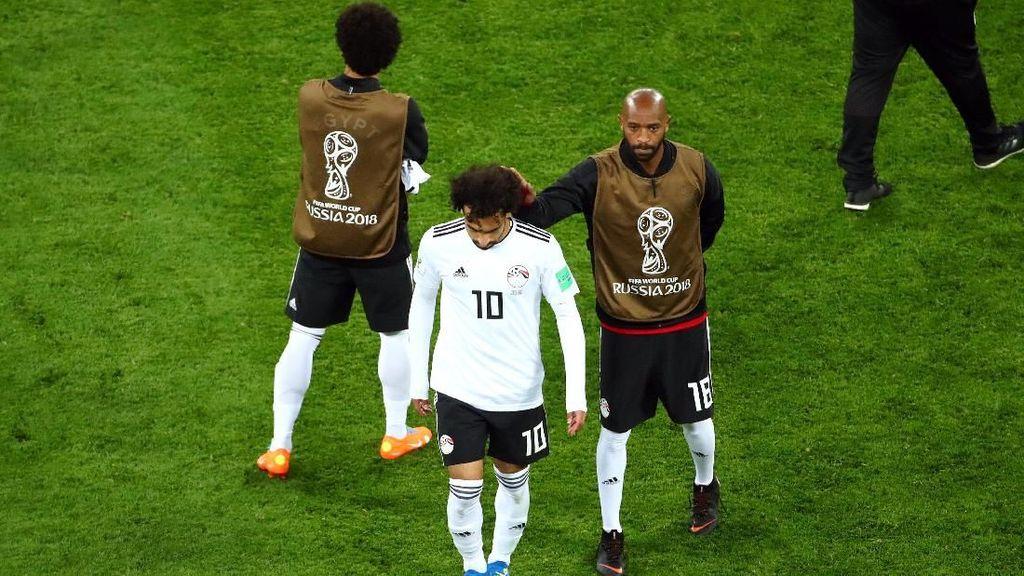 Kesedihan Mesir dan Mohamed Salah