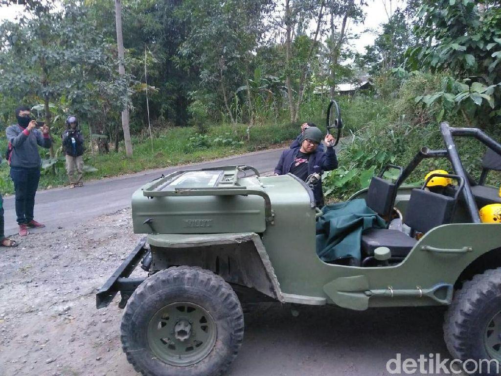Ayo Liburan! 700 Armada Siap Mengantar Liburan Lava Tour Merapi
