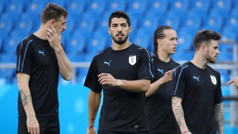 Prediksi Uruguay vs Arab Saudi: La Celeste di Atas Angin