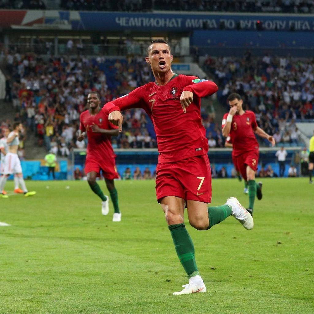 Jadwal Piala Dunia 2018 Hari Ini: Portugal vs Maroko, Iran vs Spanyol
