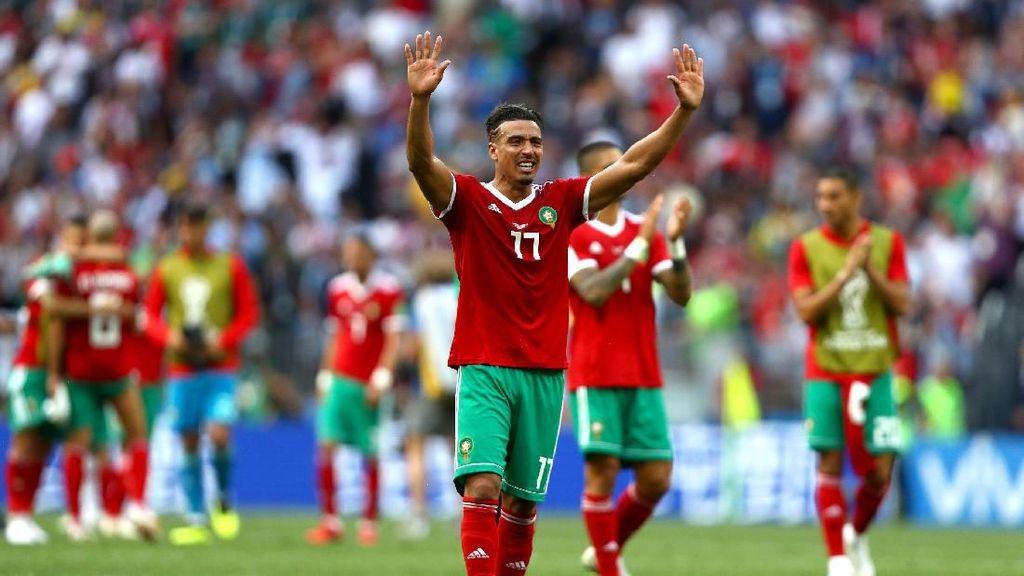 Maroko Main Lebih Baik Dibandingkan Portugal