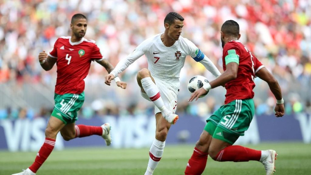 Video Highlights Babak I Portugal Vs Maroko