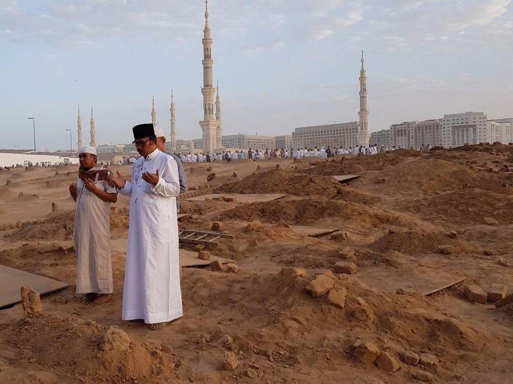3 WNI yang Tewas di Arab Saudi Dimakamkan Dekat Masjid Nabawi