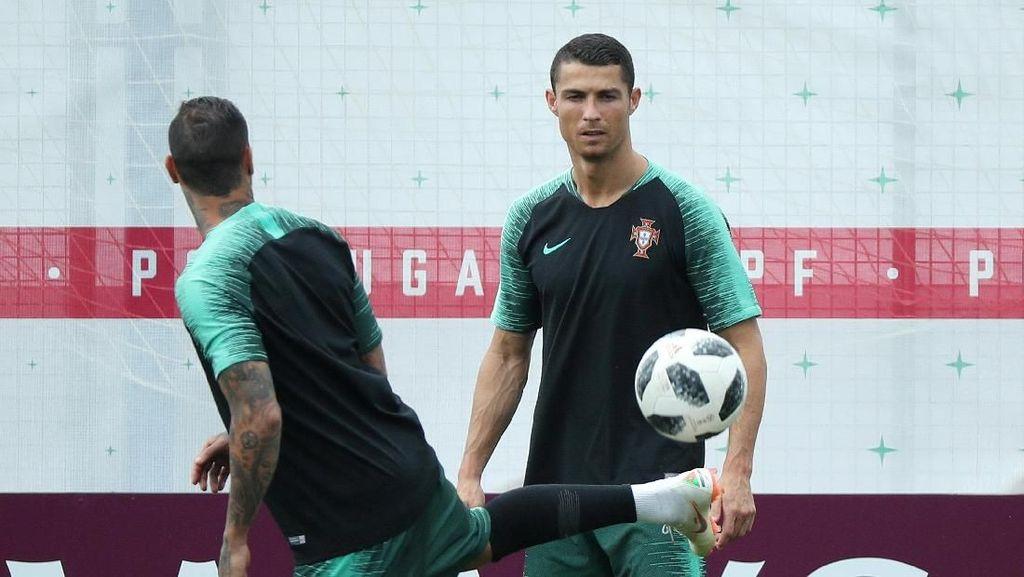 Ronaldo Hat-trick, Pepe: Bukan Hal Baru, kan?