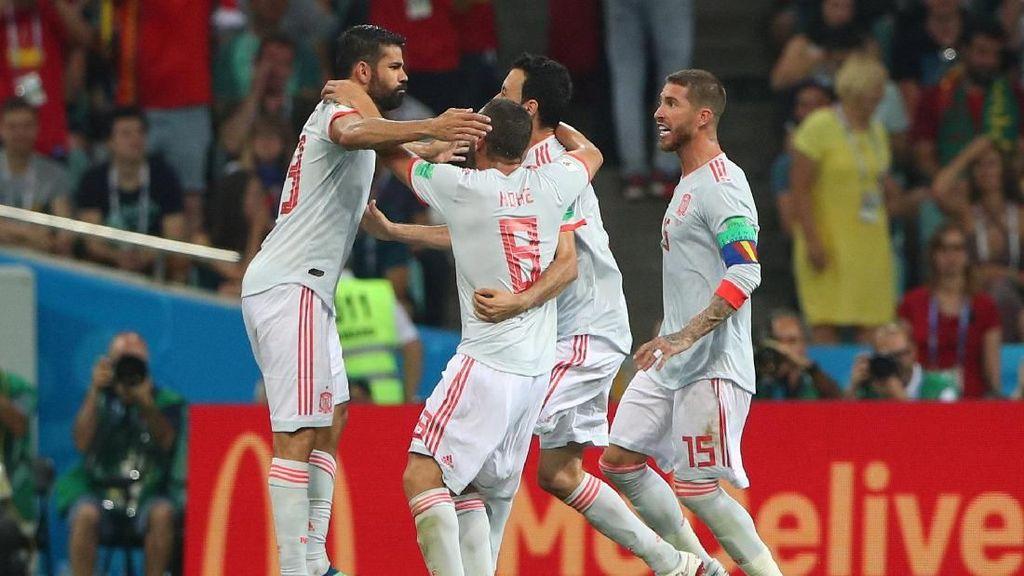 Prediksi Spanyol Vs Maroko: Tim Matador Diunggulkan, tapi Menang Berapa Gol?