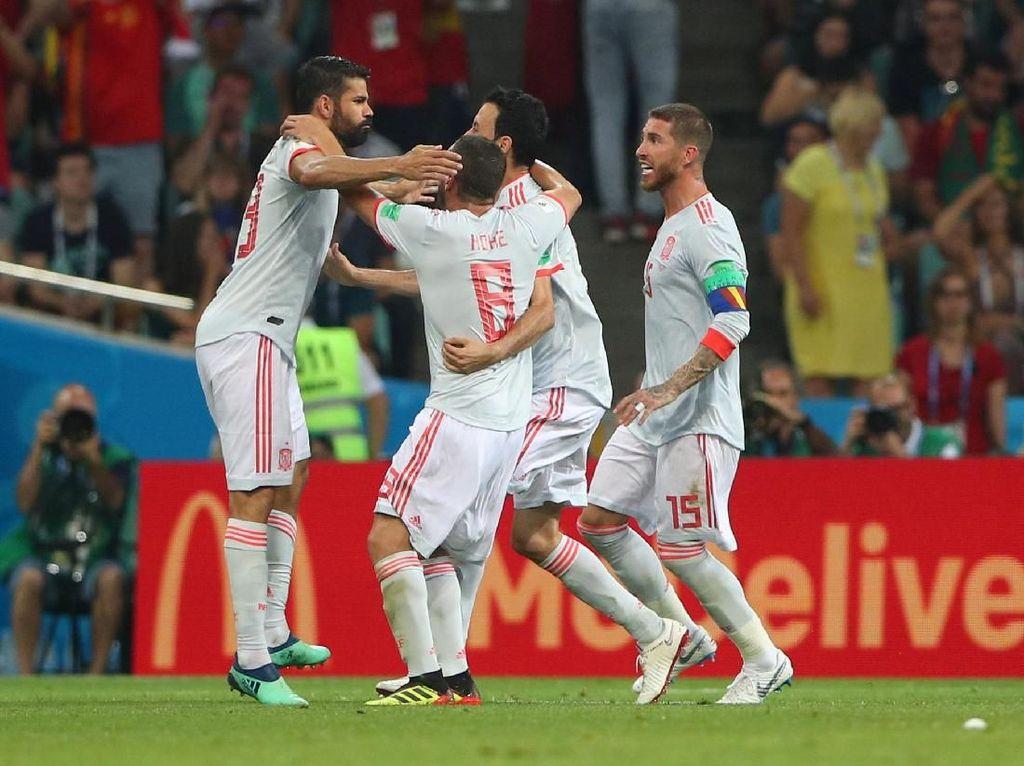 Prediksi Iran vs Spanyol: Tim Matador Siap Mengamuk