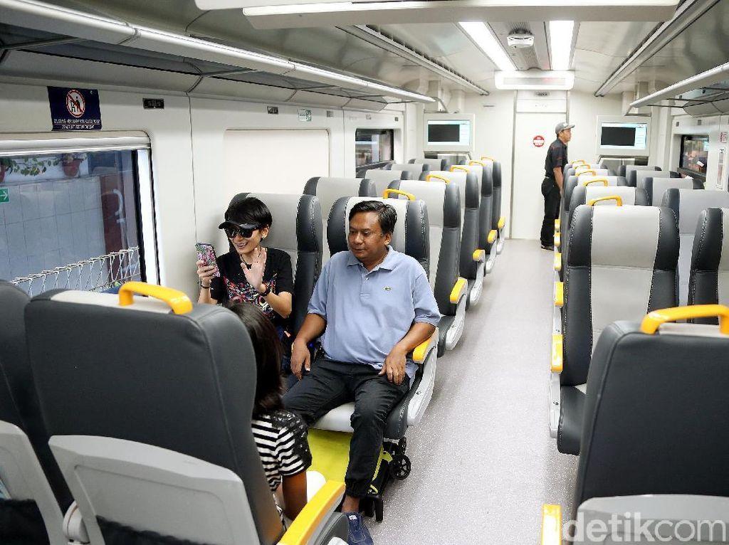 Kereta Bandara Operasi Lagi 1 Juli, Cek Syarat Buat Penumpang
