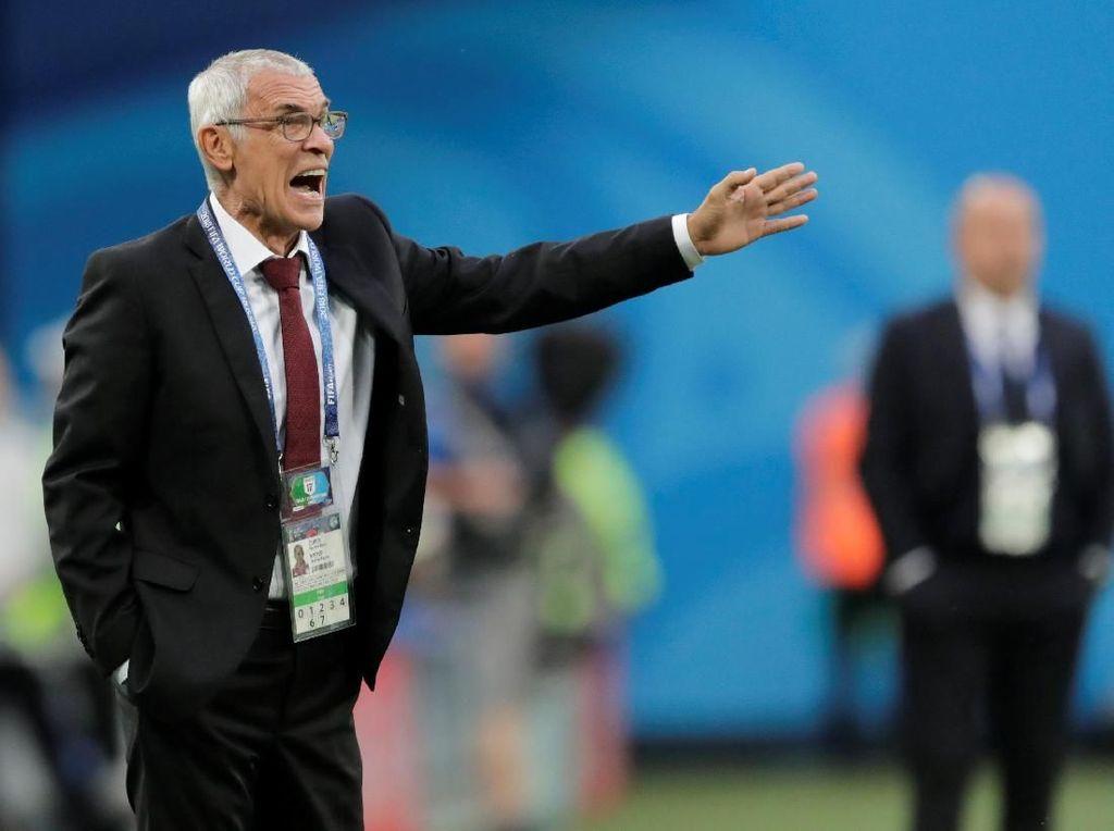 Hector Cuper Tak Lagi Melatih Mesir