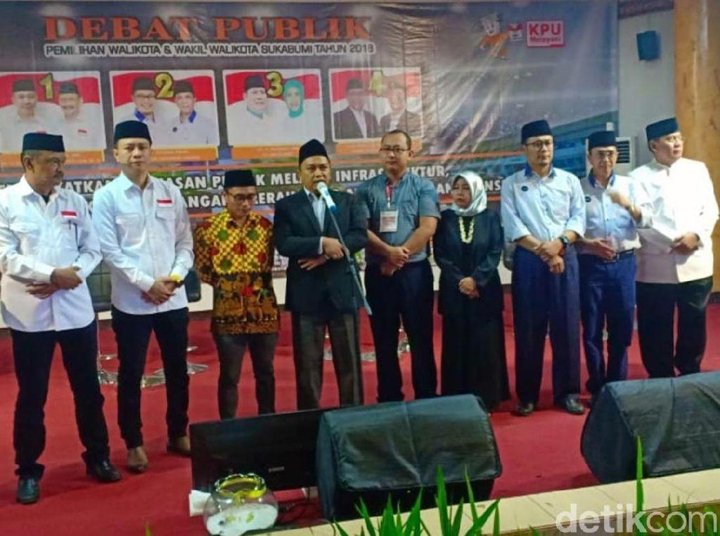 Batal Gelar Debat Pilwalkot, KPU Sukabumi Ungkit Fakta Ini