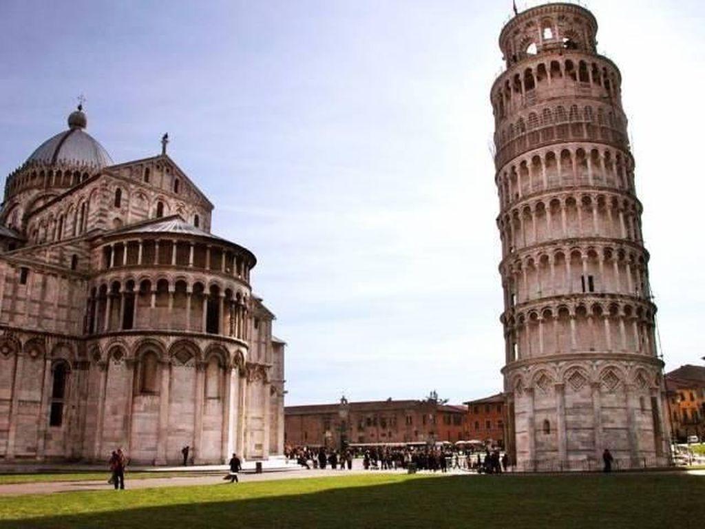 Top Banget! Italia Dapat Utang Tanpa Bunga