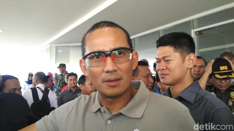 PKB Resmi Dukung Jokowi, Sandiaga: Balik Lagi ke Pacar Lama
