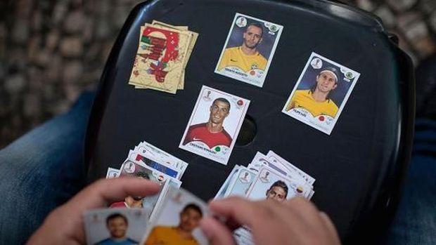 Perlu Rogoh Rp 14 Juta Buat Koleksi Stiker Piala Dunia