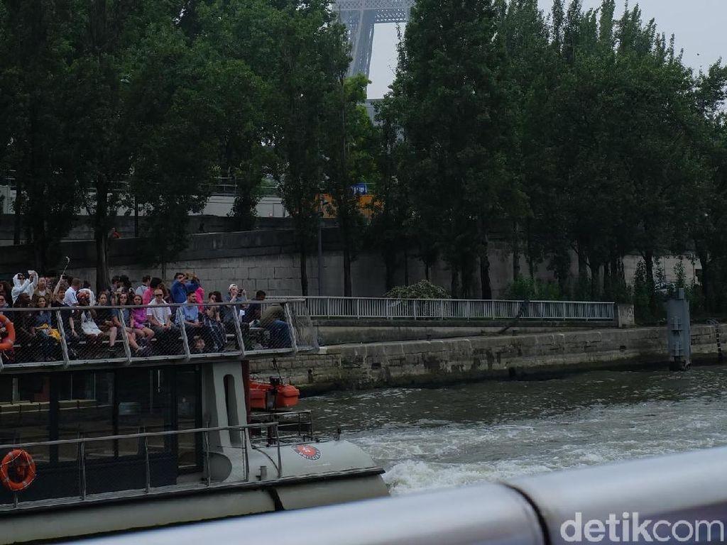 Kini Ada Skuter Elektrik yang Disewakan untuk Keliling Paris