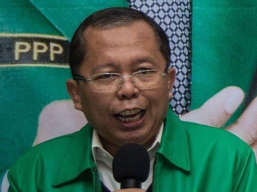 PPP: Barisan Prabowo-Sandi Kecewa Gagal Goreng Isu Premium Naik