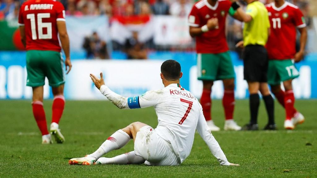 Video Ketika Ronaldo Menjadi Raja Gol Eropa