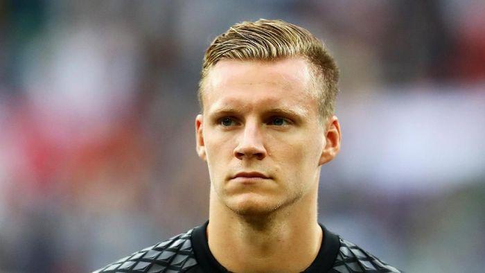 Arsenal resmi mendapatkan penjaga gawang asal Jerman Bernd Leno dari Bayer Leverkusen. (Foto: Dean Mouhtaropoulos/Getty Images)