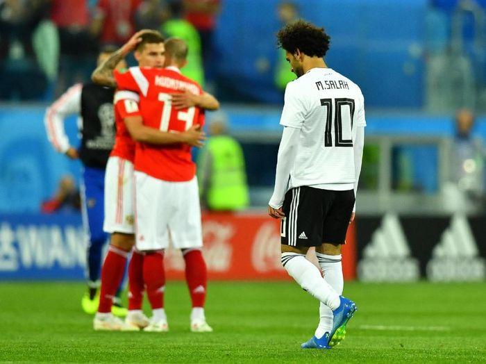 Pemain Mesir, Mohamed Salah. (Foto: Dylan Martinez/Reuters)