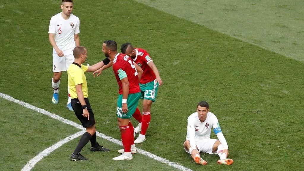 Cristiano Ronaldo pun Mengeluhkan Permainan Portugal