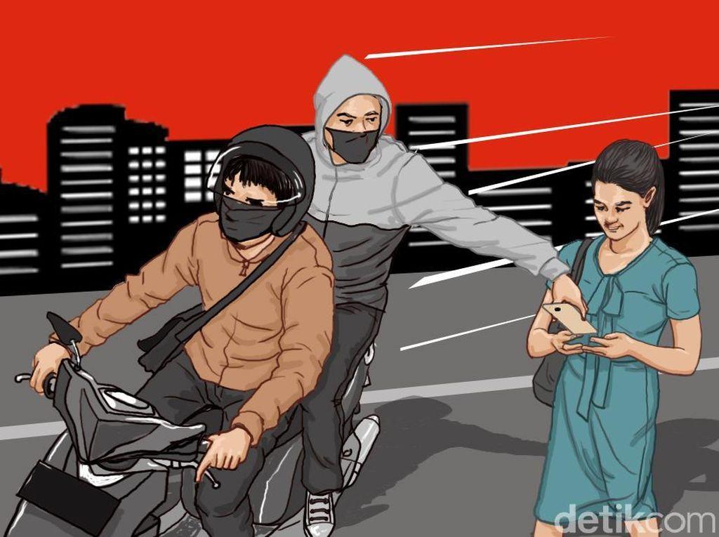 Polisi Sebut 2 Wilayah di Jakarta Utara Ini Rawan Jambret