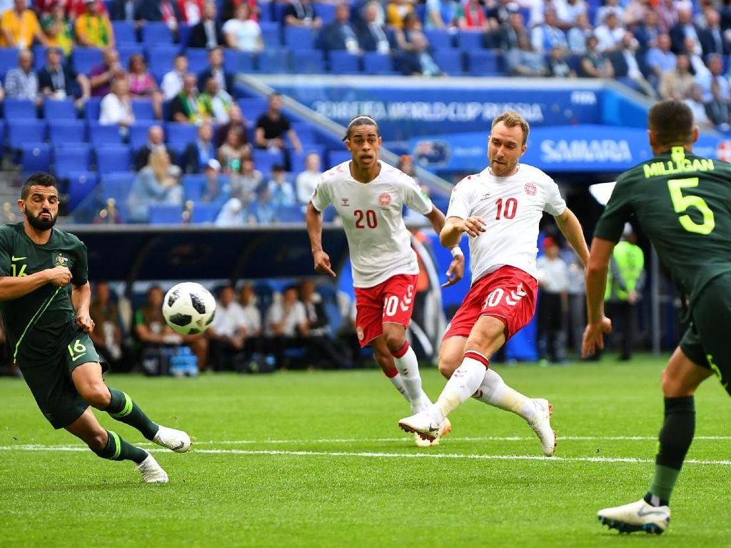 Video Highlights Babak I Denmark Vs Australia