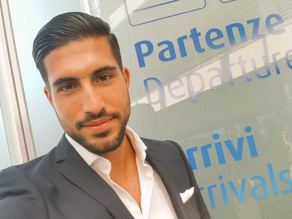 Jalani Tes Medis, Emre Can Selangkah Lagi Gabung Juventus