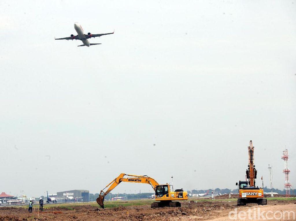 Pembebasan Lahan Bandara Kediri Masih Simpang Siur