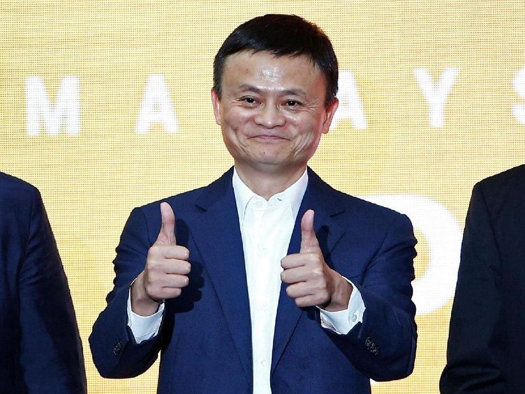 Jack Ma Bersiap-siap Pensiun dari Alibaba