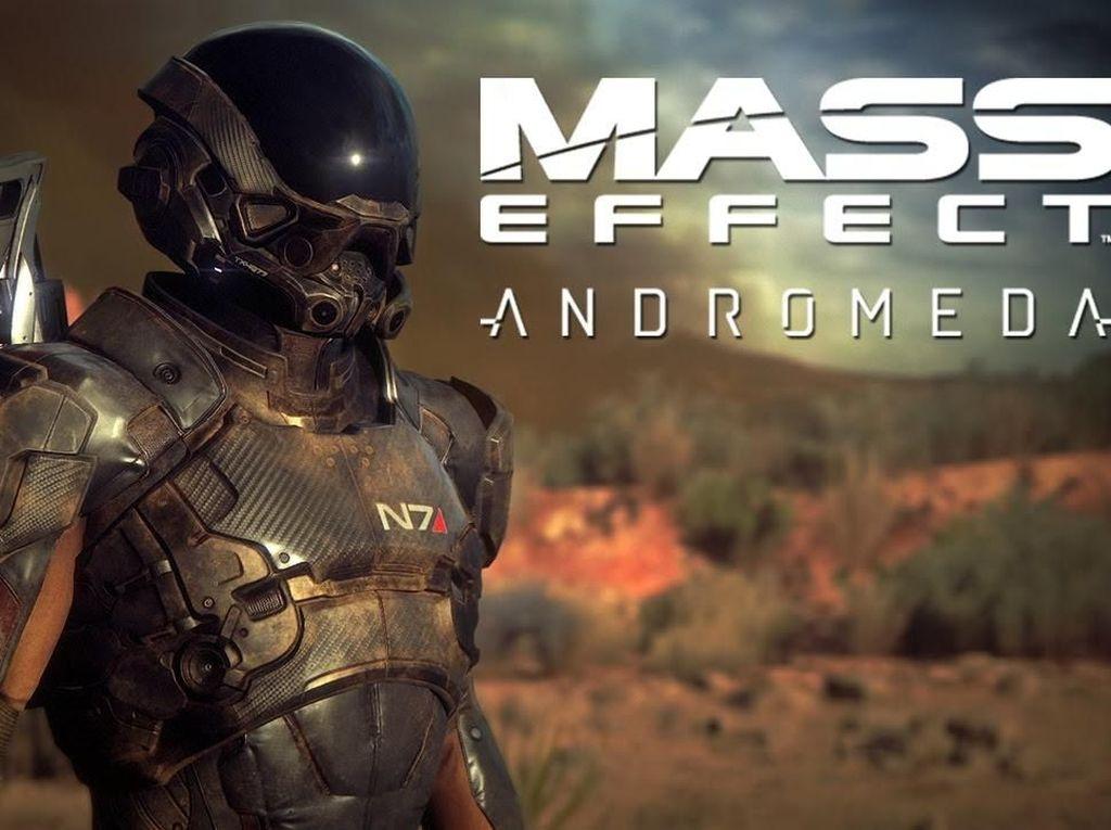 BioWare Pastikan Seri Mass Effect Tidak Mati