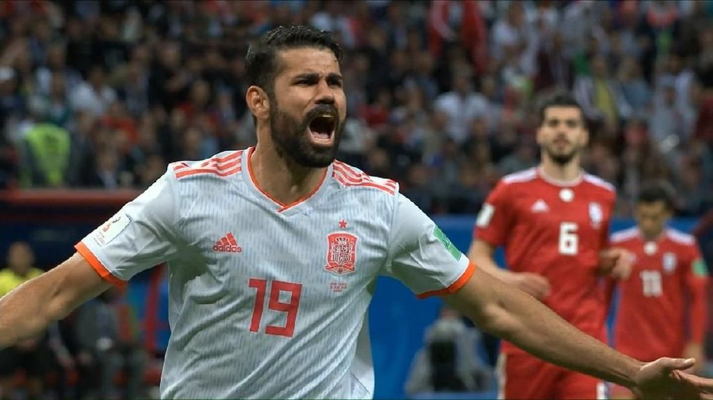 Video Highlights: Iran Vs Spanyol 0-1