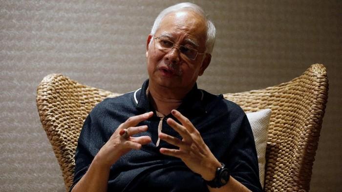 Najib: Kasus Pembunuhan Model Cantik Mongolia Didaur Ulang