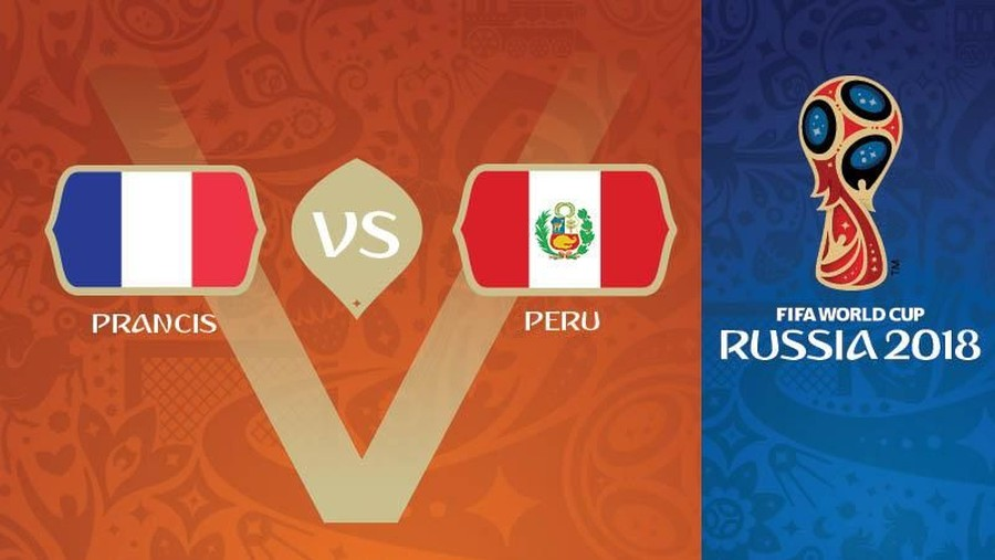Live Report Piala Dunia 2018: Prancis vs Peru