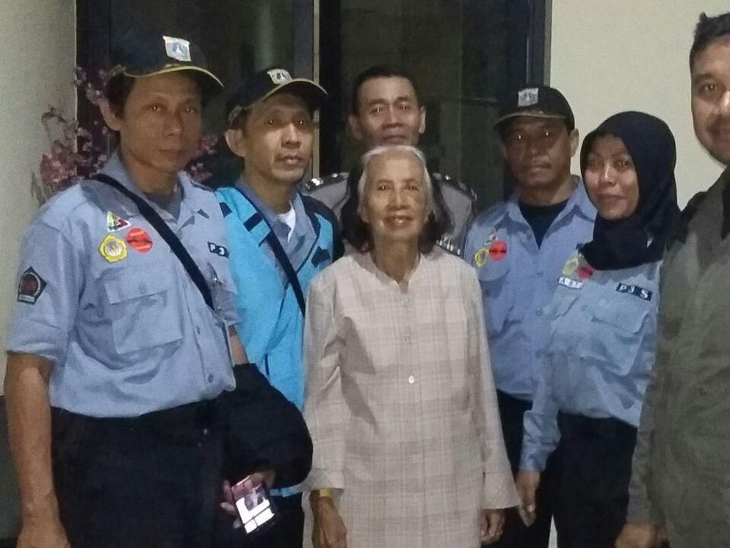 Nenek 80 Tahun 2 Kali Hilang di Jakarta, Begini Cara Menemukannya
