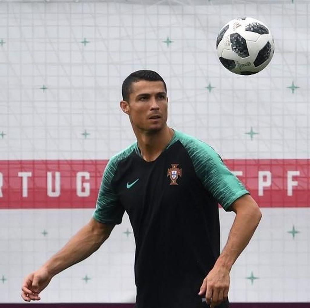 Ronaldo Itu Seperti Wine, Makin Berumur Makin Sip