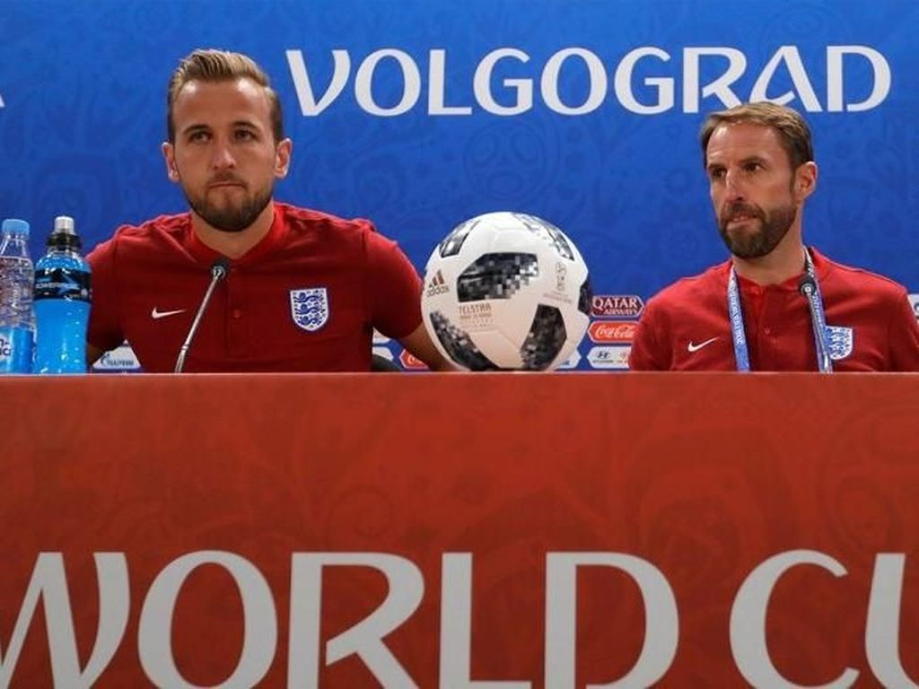 Pemain Bola Inggris Dilarang Konsumsi Makanan Buatan Hotel Russia