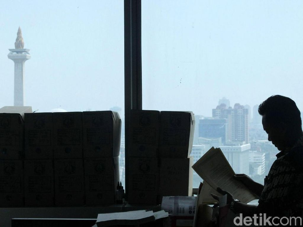 Hari Pertama Kerja, Banyak Pegawai Pemprov DKI yang Telat