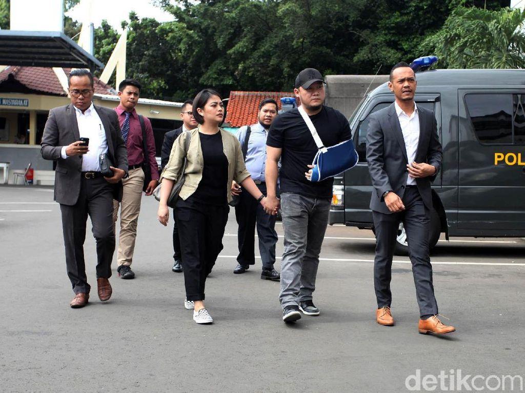 Anggota DPR Herman Hery Dilaporkan ke Polisi