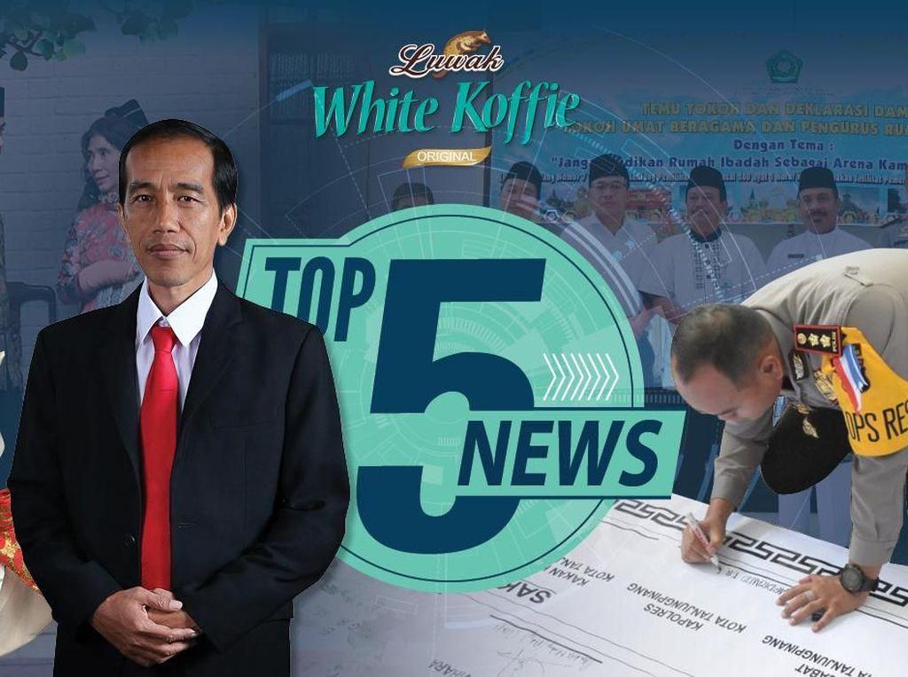 Jokowi Hari Ini Ultah, Rumah Nenek Raffi Ahmad Ditaksir Rp 100 M