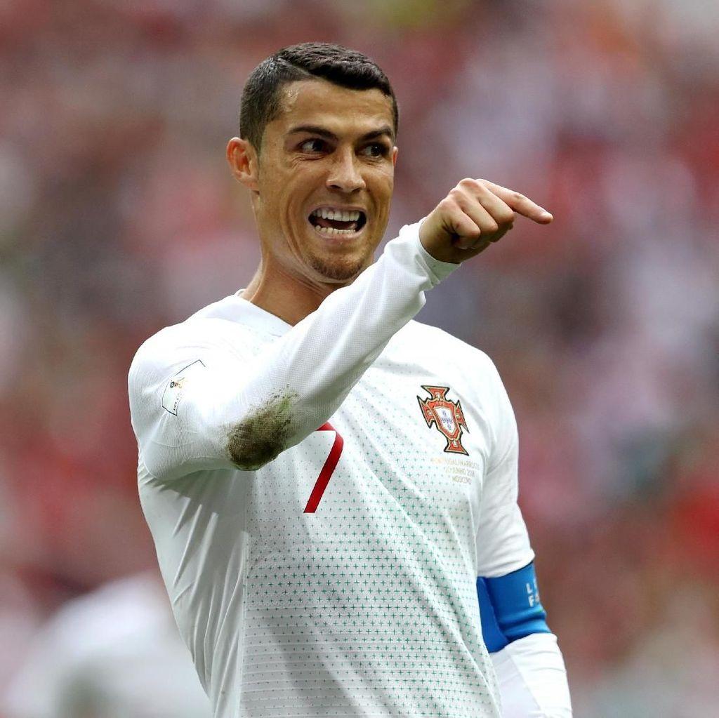 Suporter Iran Berisik di Luar Hotel Portugal, Ini Reaksi Ronaldo
