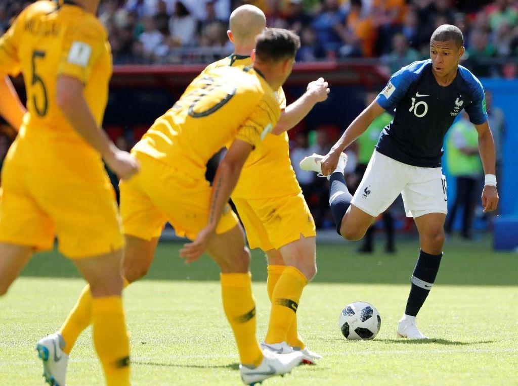 Peluang Mbappe Jadi Pencetak Gol Termuda Prancis di Turnamen Besar
