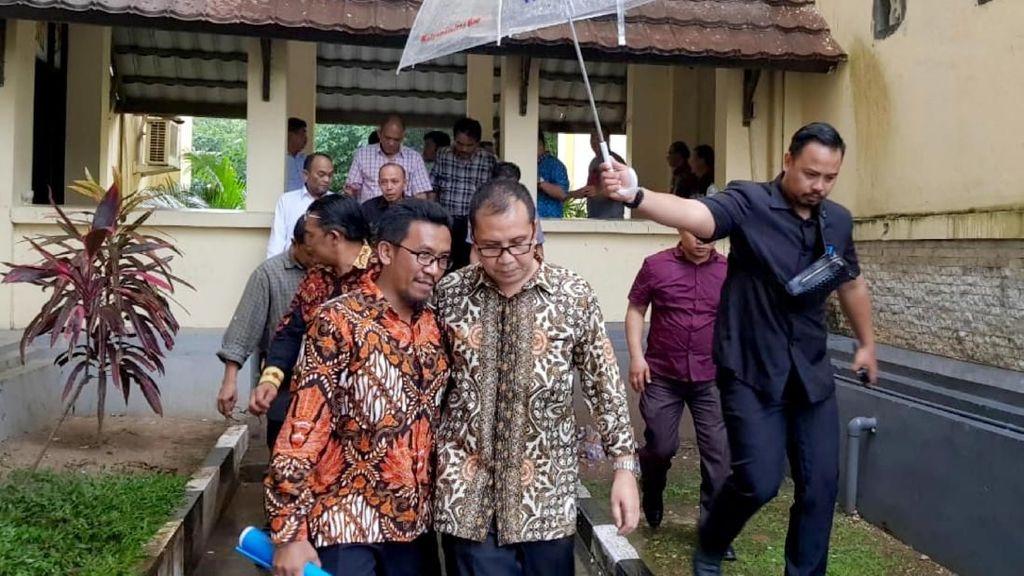 Pemeriksaan Wali Kota Makassar
