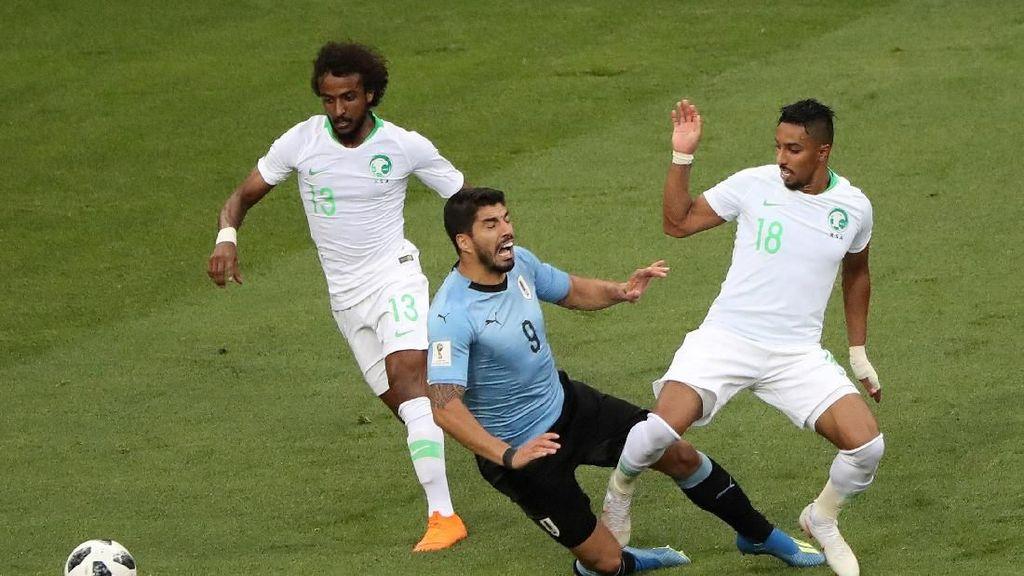 Video Highlights: Uruguay Vs Arab Saudi 1-0