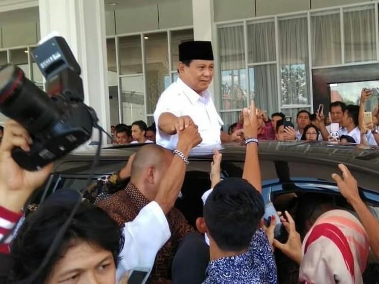 Prabowo Jelaskan Make Indonesia Great Again: Sudah Saya Tulis di 2 Buku