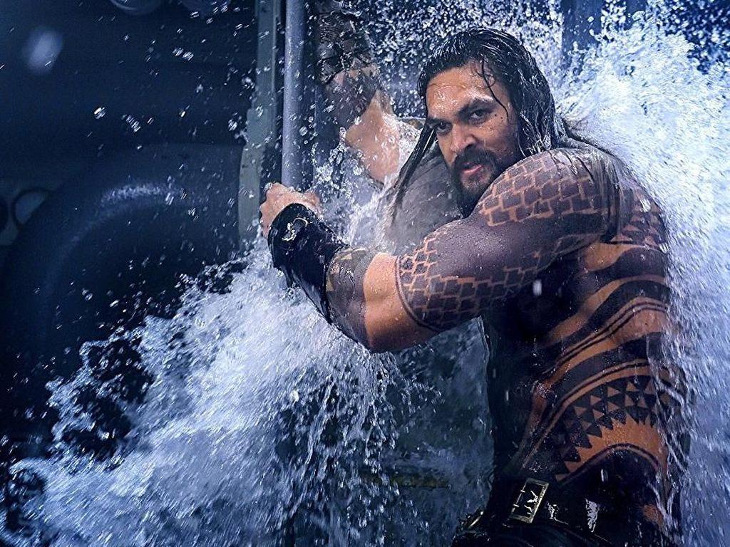 Fakta-fakta Menarik Film Aquaman yang Harus Kamu Tahu