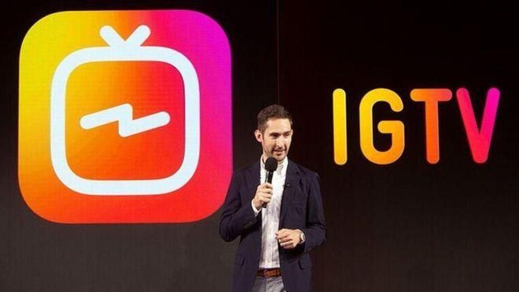 Baru Dirilis, IGTV Langsung Booming