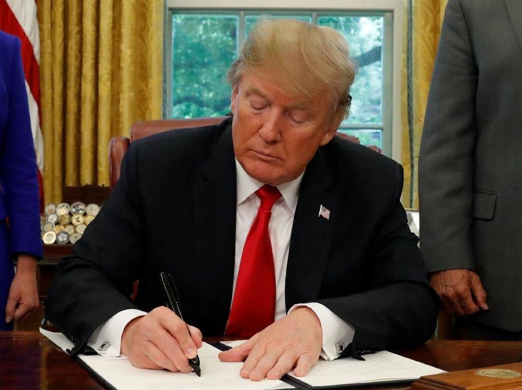 Kini Trump Putar Arah soal Imigran Ilegal