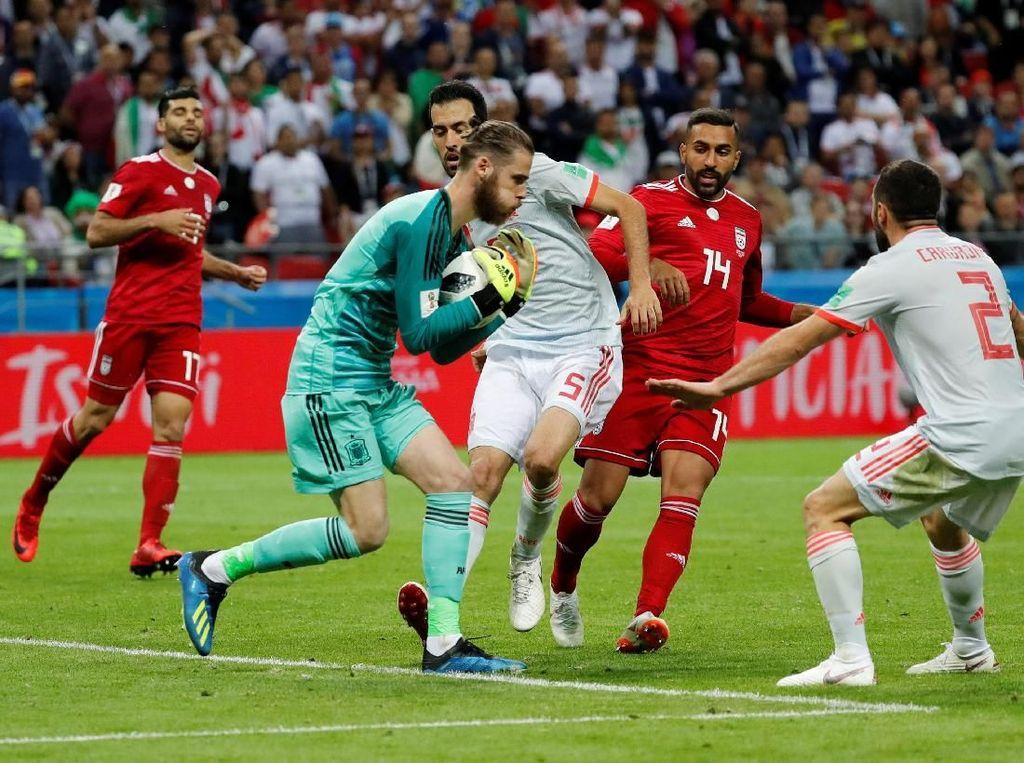 Iran Sulitkan Spanyol
