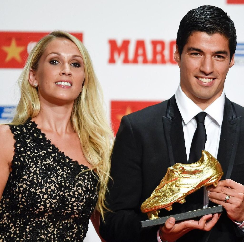 Gol Suarez untuk Perempuan Istimewa Sofia Balbi