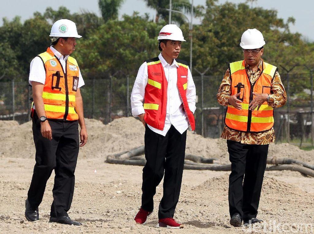 Jokowi Resmikan Runway 3 Bandara Soetta Sore Ini