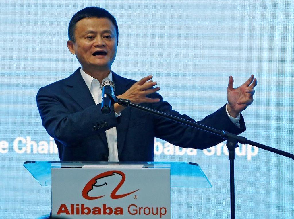 Pensiun, Jack Ma Turuti Nasihat Sendiri