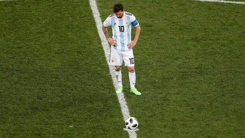 Messi Bermuram Durja